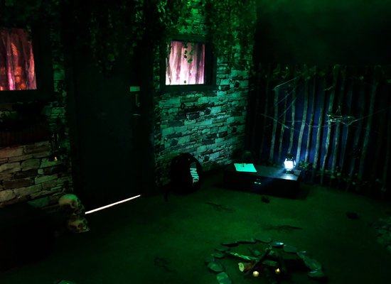 Witch House In Scottish Highlands Locked In Escape Room